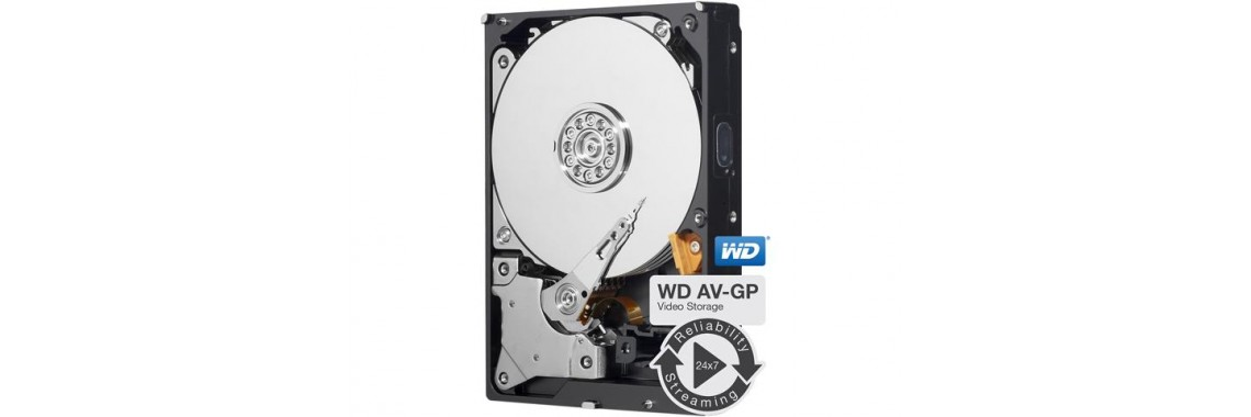 Hard Disk Drive Audio Video
