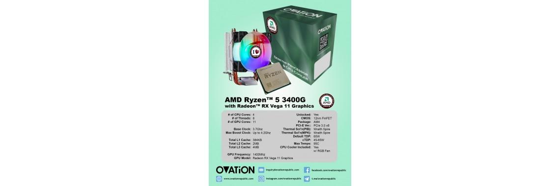 Ovation Amd Ryzen Box