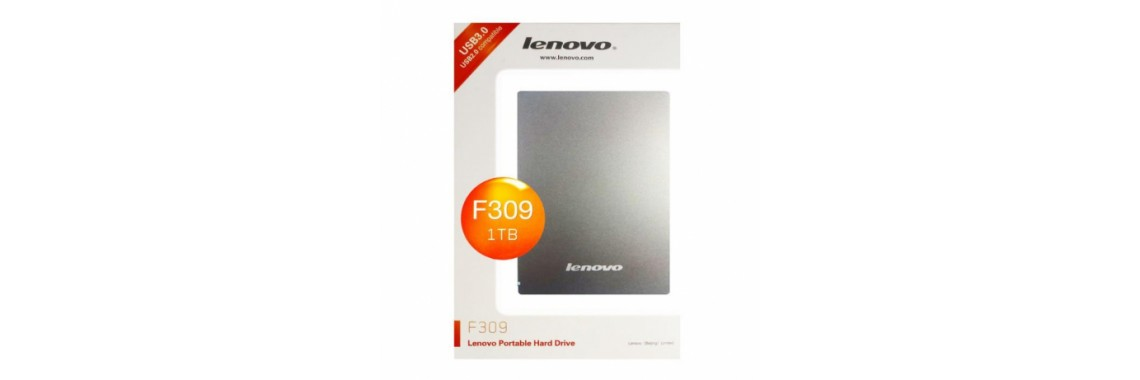 Lenovo Ext Hdd