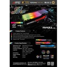 Aitc DDR4 8G RGB Single